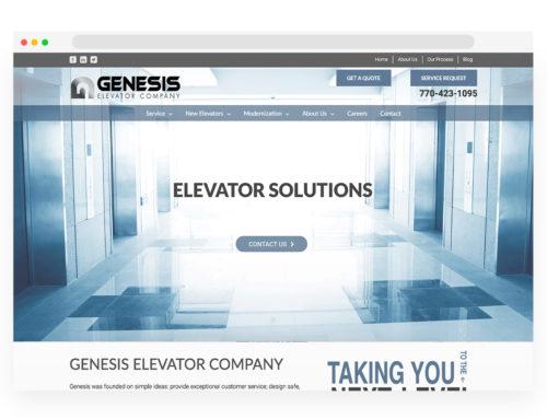 Genesis Elevator
