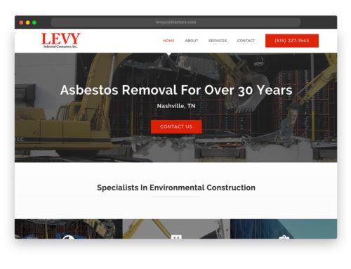Levy Industrial Contractors